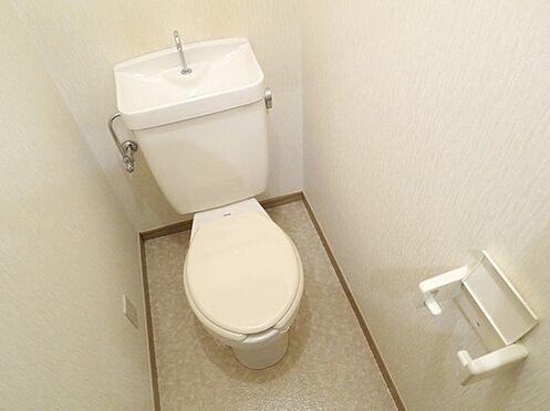 マンション(建物全部)-江戸川区鹿骨5丁目 トイレ