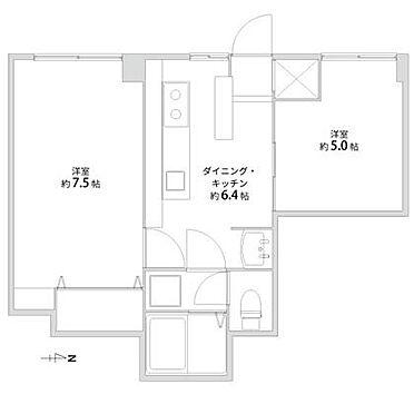マンション(建物一部)-杉並区高円寺南1丁目 間取り