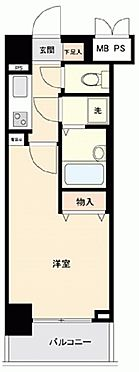 マンション(建物一部)-京都市南区東九条宇賀辺町 室内に洗濯機が置けます