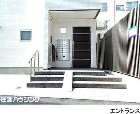 マンション(建物全部)-大田区大森北6丁目 玄関