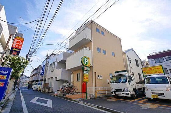 アパート-新宿区早稲田鶴巻町 外観