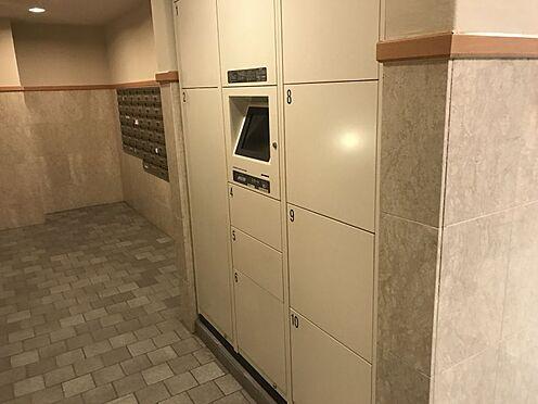 区分マンション-名古屋市西区笹塚町1丁目 宅配ボックス付きの為不在時も便利ですね♪