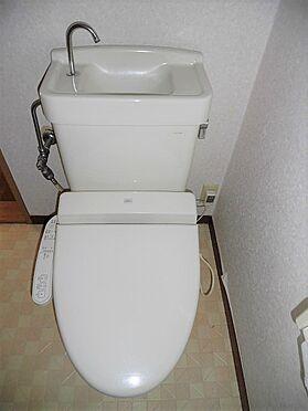 アパート-川口市南前川2丁目 トイレ