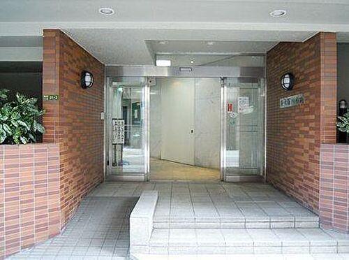 マンション(建物一部)-大阪市東淀川区東中島1丁目 清潔な印象のエントランス