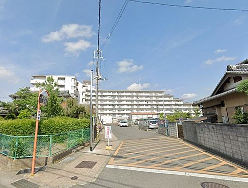 マンション(建物一部)-京都市南区久世中久町 外観