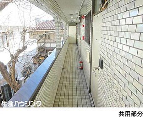 アパート-渋谷区上原1丁目 共用部分