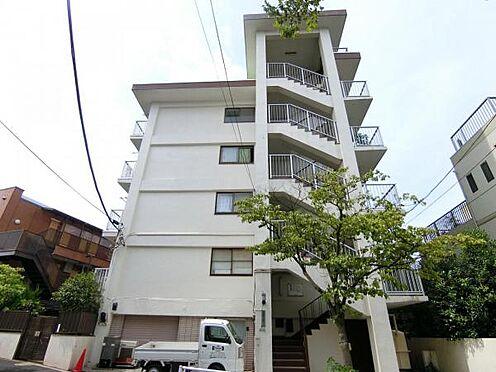 マンション(建物一部)-目黒区五本木1丁目 閑静な住宅街に立地しています。