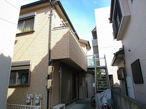 アパート-名古屋市港区十一屋3丁目 外観