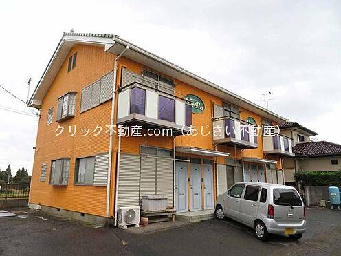アパート-稲敷市江戸崎甲 外観