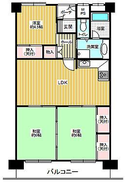 マンション(建物一部)-名古屋市天白区植田3丁目 間取り