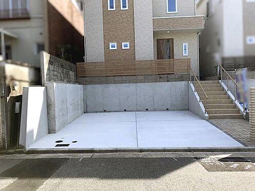 新築一戸建て-神戸市北区南五葉4丁目 駐車場