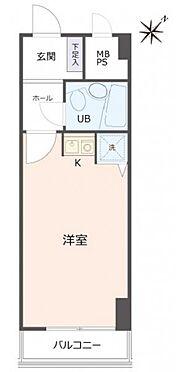 マンション(建物一部)-神戸市中央区栄町通6丁目 間取り