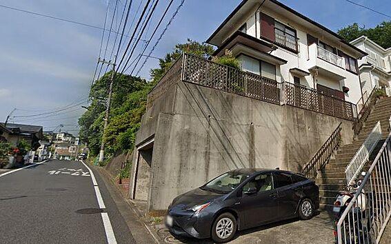 中古一戸建て-横浜市保土ケ谷区初音ケ丘 外観
