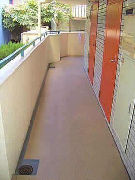 マンション(建物一部)-大田区池上3丁目 廊下です。