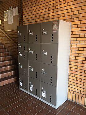 区分マンション-札幌市豊平区平岸二条18丁目 宅配ボックスがあります