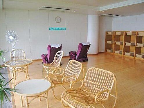 リゾートマンション-熱海市伊豆山 清潔な温泉大浴場の脱衣所。充実したアメニティが整っております。
