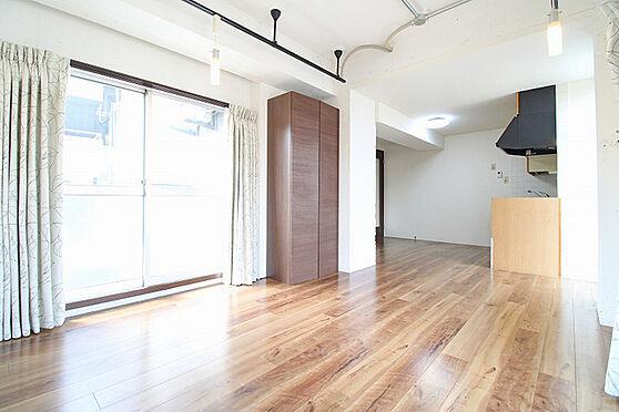 中古マンション-中野区東中野5丁目 居間