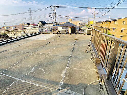 店舗事務所(建物全部)-葛飾区細田4丁目 バルコニー