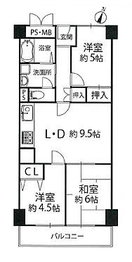 マンション(建物一部)-大阪市西淀川区佃2丁目 複数回のリフォーム歴あり