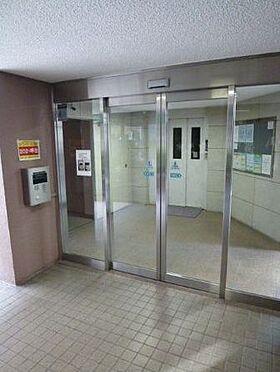 マンション(建物一部)-大阪市福島区福島2丁目 エントランスにはオートロックあり