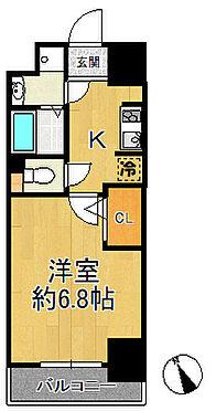 マンション(建物一部)-大阪市此花区西九条3丁目 間取り