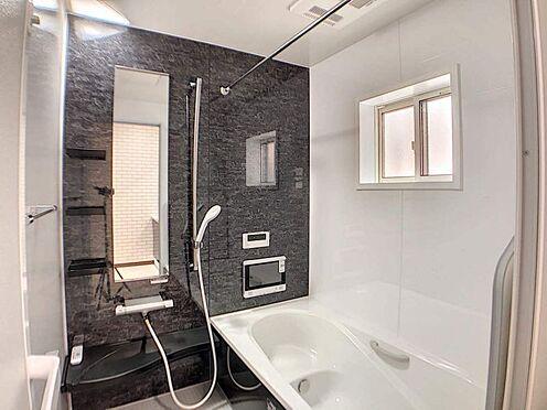 戸建賃貸-一宮市木曽川町門間字筋違 ゆったりと入ることのできる浴室