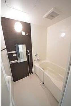 マンション(建物全部)-八王子市松木 101のお部屋になります。広々としたお風呂になっています