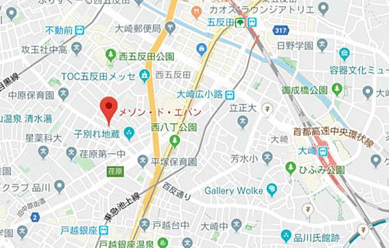 マンション(建物一部)-品川区西五反田6丁目 その他