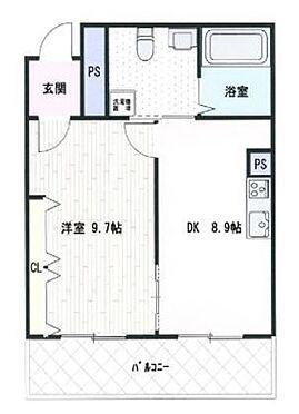 区分マンション-大阪市東住吉区中野3丁目 図面より現況を優先します。