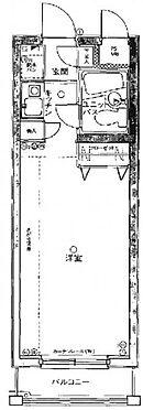 マンション(建物一部)-横須賀市三春町5丁目 間取り