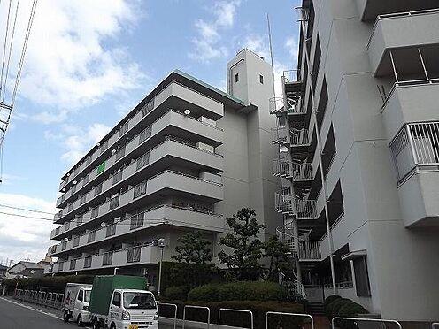 マンション(建物一部)-大阪市淀川区田川3丁目 植栽の植わった穏やかな雰囲気のマンション