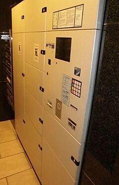 マンション(建物一部)-大阪市港区市岡3丁目 便利な宅配box