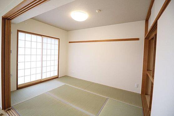 中古マンション-八王子市別所1丁目 日本人にはあると嬉しい和室。もちろん収納もございます。