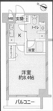 マンション(建物一部)-北区上十条5丁目 間取り