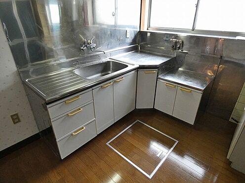 中古一戸建て-大阪市平野区長吉六反3丁目 キッチン