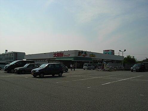 土地-富山市婦中町速星 【スーパー】大阪屋ショップ 婦中店まで354m