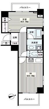 マンション(建物一部)-港区東麻布2丁目 間取り