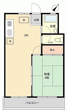 マンション(建物一部)-平塚市東八幡2丁目 間取り