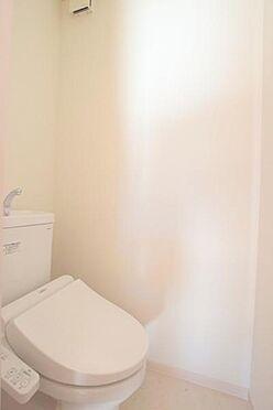 新築一戸建て-富谷市ひより台2丁目 トイレ