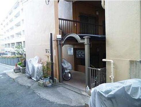 マンション(建物一部)-神戸市東灘区甲南町4丁目 綺麗なエントランス