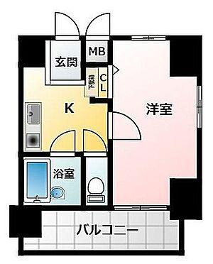 マンション(建物一部)-大阪市北区大淀中2丁目 間取り