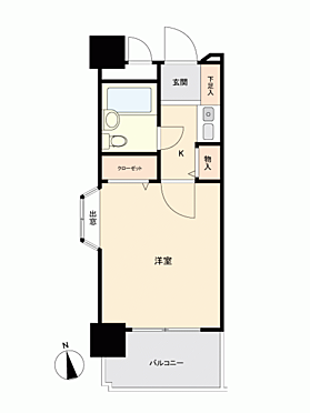マンション(建物一部)-名古屋市天白区平針4丁目 間取り