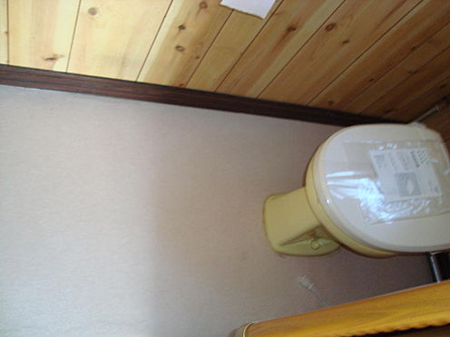 アパート-小樽市入船4丁目 トイレ