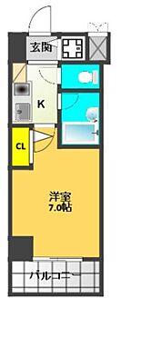 マンション(建物一部)-大阪市北区南森町2丁目 間取り