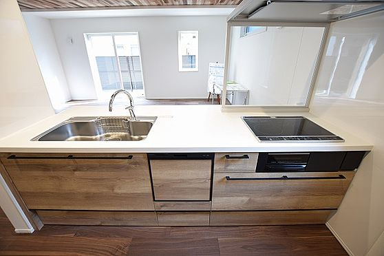 新築一戸建て-多賀城市高橋2丁目 キッチン