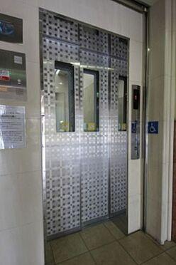 マンション(建物一部)-大阪市住吉区我孫子東1丁目 防犯カメラ搭載のエレベーター