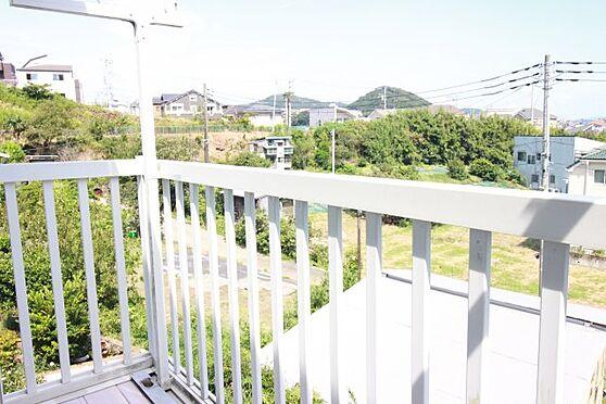 アパート-横須賀市長沢3丁目 空室バルコニー