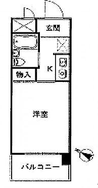 中古マンション-品川区平塚2丁目 間取り