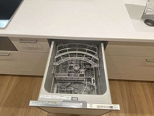 戸建賃貸-豊田市小坂町13丁目 食洗機標準装備です。
