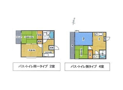 アパート-神戸市須磨区行幸町1丁目 間取り